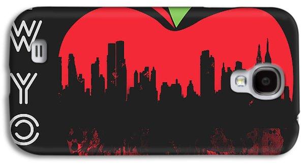 the Big Apple Galaxy S4 Case by Mark Ashkenazi