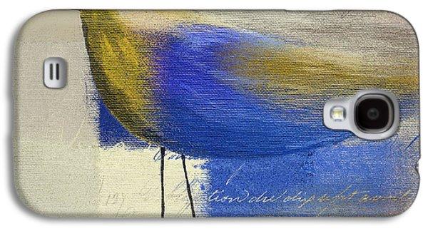 The Bird - J100124164-c21 Galaxy S4 Case
