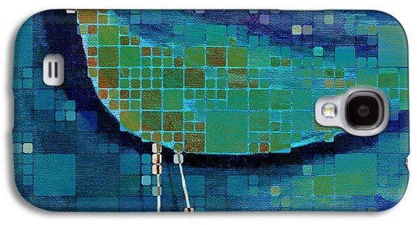 The Bird - Mdsa03bll Galaxy S4 Case by Variance Collections