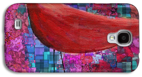 The Bird - S23a01bb Galaxy S4 Case