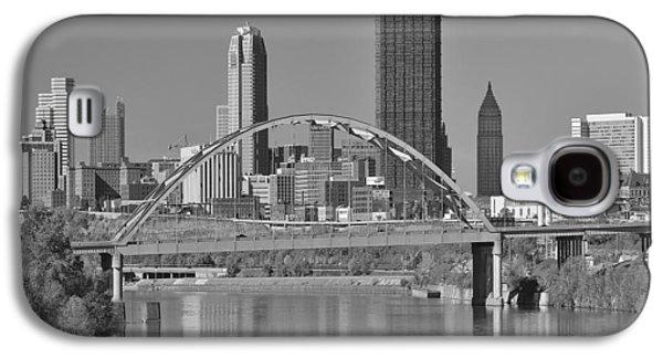 The Birmingham Bridge In Pittsburgh Galaxy S4 Case