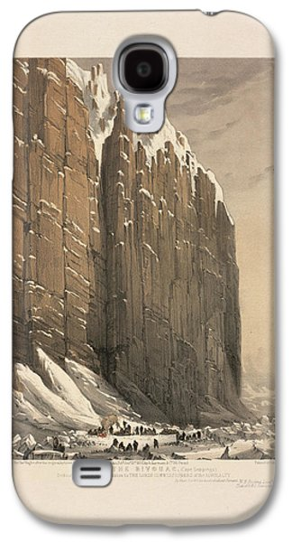 The Bivouac (cape Seppings) Galaxy S4 Case by British Library