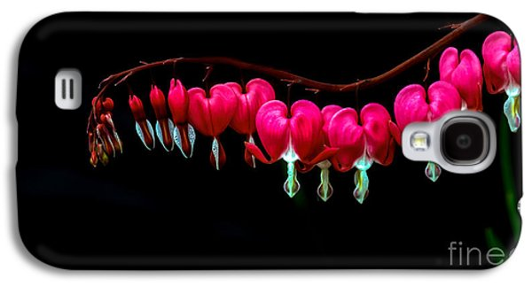 The Bleeding Heart Galaxy S4 Case by Robert Bales