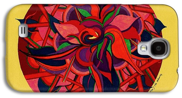 The Blooming Galaxy S4 Case by Suzi Gessert