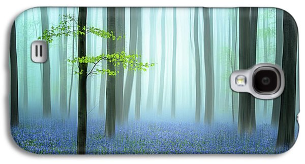 The Blue Forest ........ Galaxy S4 Case