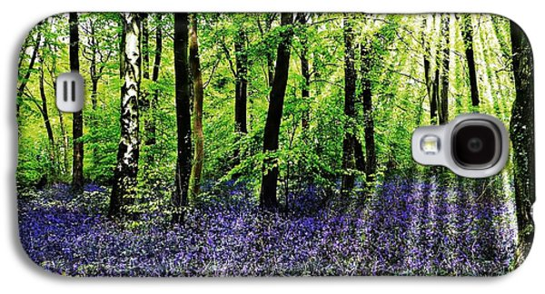 The Bluebell Woods Galaxy S4 Case