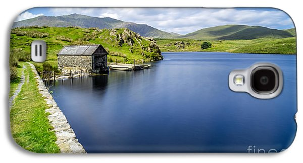 The Boathouse Galaxy S4 Case by Adrian Evans