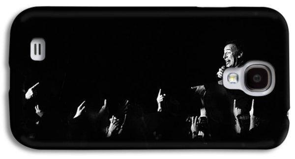The Boss 8 Galaxy S4 Case by Rafa Rivas