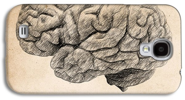 The Brain Is Wider Than The Sky Galaxy S4 Case