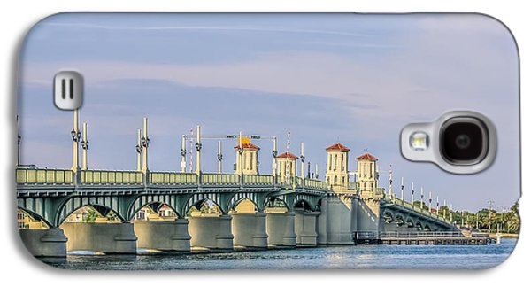 The Bridge Of Lions Galaxy S4 Case by Rob Sellers