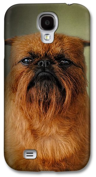 The Brussels Griffon Galaxy S4 Case