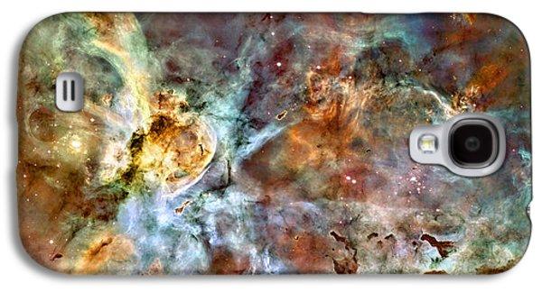 The Carina Nebula Galaxy S4 Case