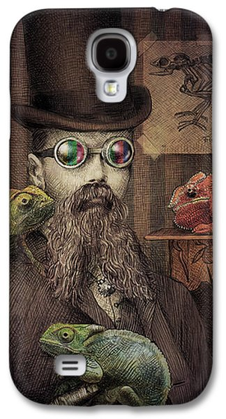 The Chameleon Collector Galaxy S4 Case