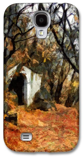 The Chapel In The Rock - Holy Hill Mikulov Galaxy S4 Case