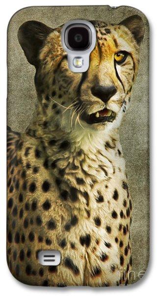 The Cheetah Galaxy S4 Case