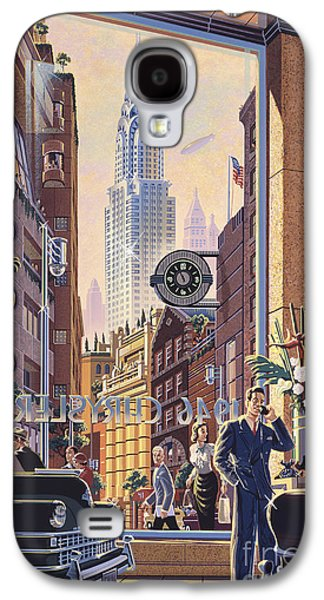 The Chrysler Galaxy S4 Case by Michael Young