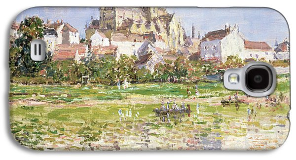 The Church At Vetheuil, 1880 Galaxy S4 Case