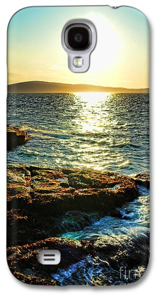 The Coast Of Maine Galaxy S4 Case by Olivier Le Queinec