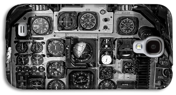 The Cockpit Galaxy S4 Case by Edward Fielding