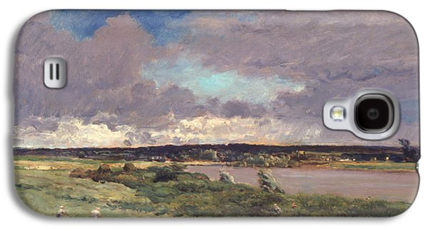 The Coming Storm Galaxy S4 Case by Charles Francois Daubigny