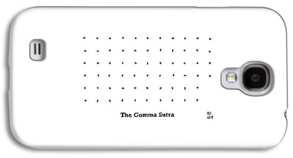 The Comma Sutra. Images Of Commas In Different Galaxy S4 Case