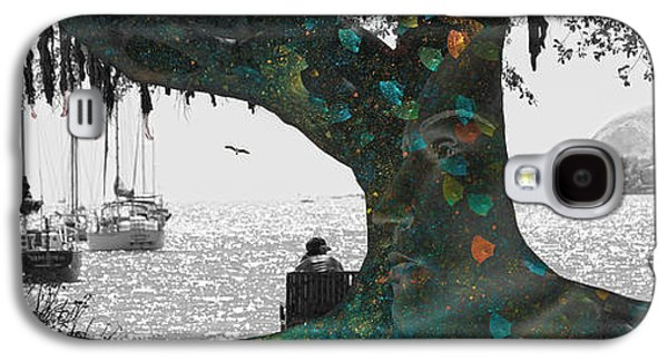 The Conscious Tree Galaxy S4 Case by Betsy Knapp