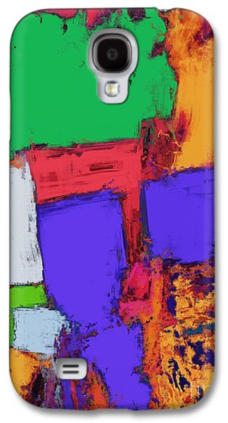 The Correct Place Galaxy S4 Case by Keith Mills