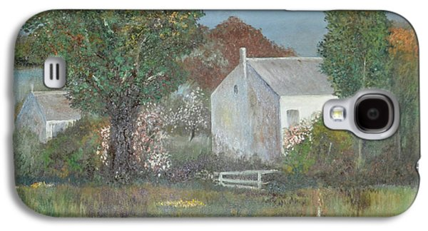 The Country House Galaxy S4 Case by Suzette Kallen