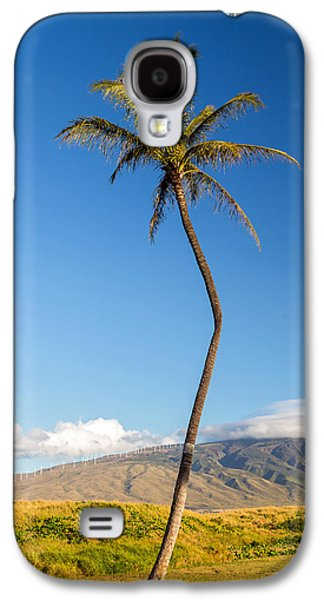 The Crooked Palm Tree Galaxy S4 Case