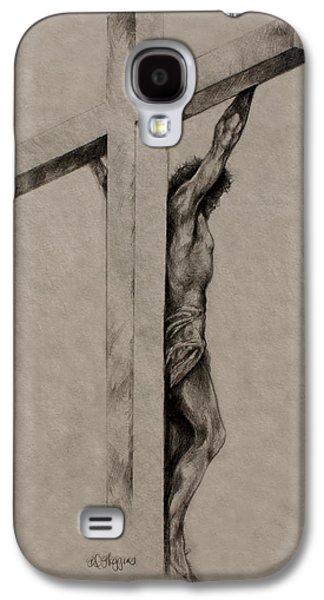 The Cross Galaxy S4 Case by Derrick Higgins