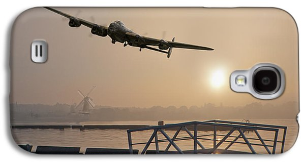 The Dambusters - Last One Home Galaxy S4 Case