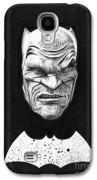The Dark Knight Galaxy S4 Case by Wave