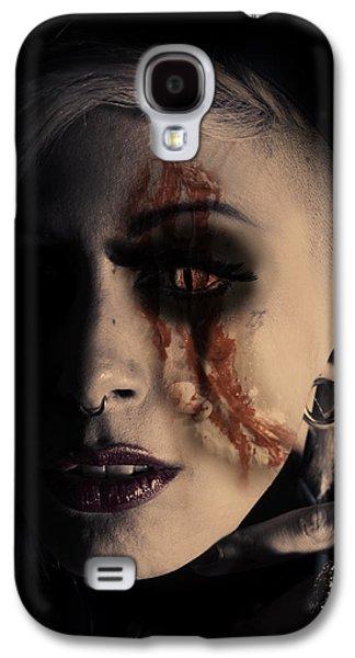 The Darkside Galaxy S4 Case