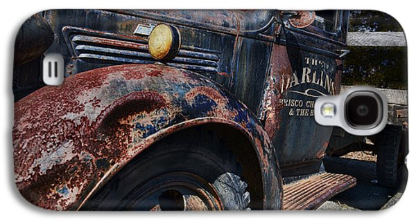The Darlins Truck Galaxy S4 Case by David Arment