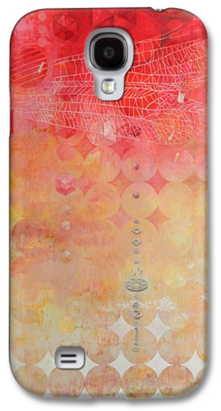 The Decay Of Starlight Galaxy S4 Case by Sandra Cohen