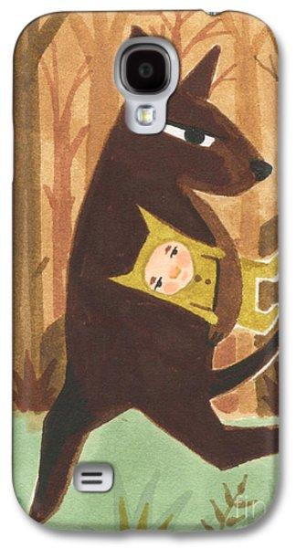 The Dingo Stole My Baby Galaxy S4 Case