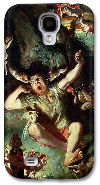 The Disenchantment Of Bottom Galaxy S4 Case by Daniel Maclise