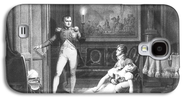 The Divorce Of Napoleon I 1769-1821 And Josephine Tascher De La Pagerie 1763-1814 30th November Galaxy S4 Case by Charles Abraham Chasselat