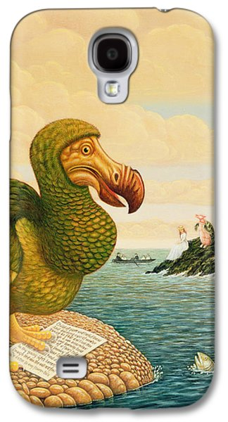 The Dodo Galaxy S4 Case by Frances Broomfield