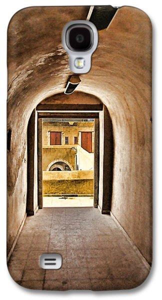 The Door 2 Galaxy S4 Case by Dhouib Skander