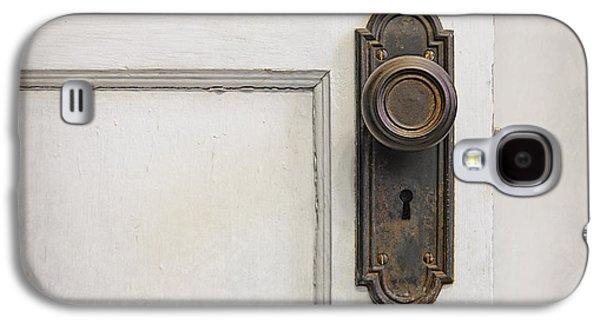 Minimalist Galaxy S4 Case - The Door by Scott Norris