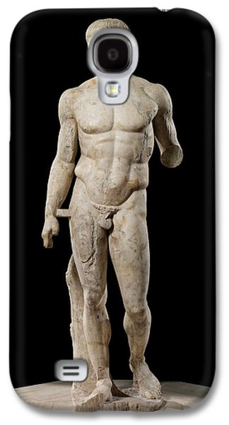 The Doryphoros Of Polykleitos Galaxy S4 Case
