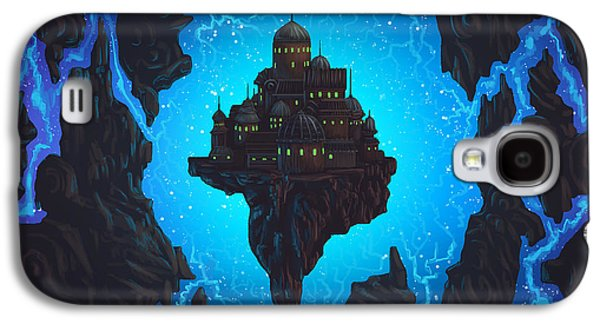 The Dream Fissure Galaxy S4 Case by Cassiopeia Art