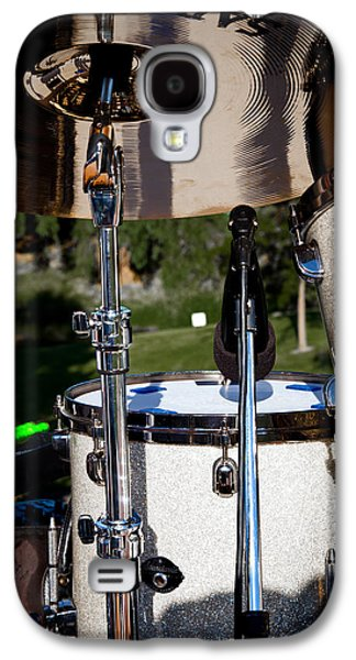 The Drum Set Galaxy S4 Case by David Patterson