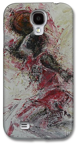 The Dunk  Galaxy S4 Case by Dan Campbell