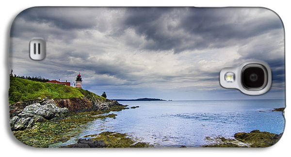The Eastern Most Point In The U.s.a  Galaxy S4 Case by Mircea Costina Photography