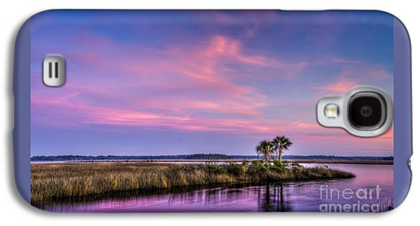 The Edge Of Night Galaxy S4 Case by Marvin Spates