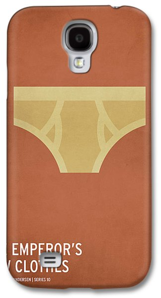 The Emperor's New Clothes Galaxy S4 Case by Christian Jackson