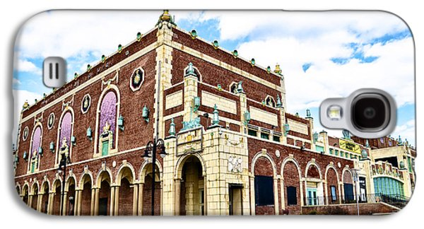 The Empire Theater Asbury Park Nj Galaxy S4 Case by Bill Cannon