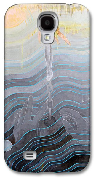 the escape of Ray Charles Galaxy S4 Case